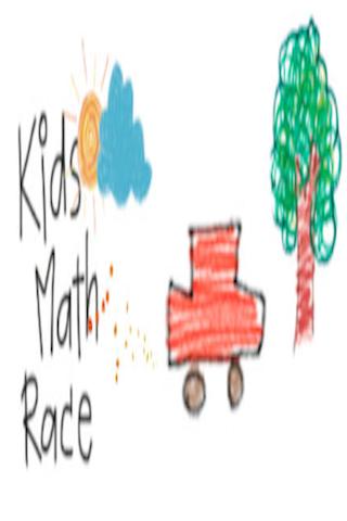 Kids Race Math Game