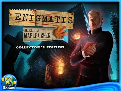 Enigmatis - Hidden Object Game - screenshot thumbnail