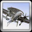 Hawkeye Air Force Wallpaper HD icon