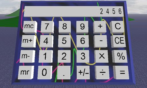 Musicalc 3D Musical Calculator
