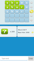 Screenshot of Puzzle with Words (NO ADS)