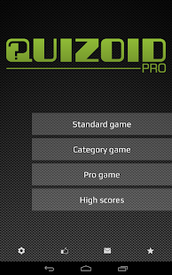 Quizoid Pro Category Trivia