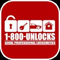 1-800-Unlocks icon