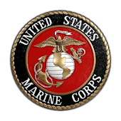 US Marine Corps Clock Widget