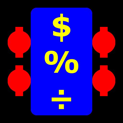 Bill Tip Split Calculator 財經 App LOGO-APP試玩