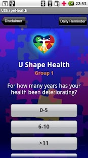 UShapeHealth- screenshot thumbnail