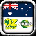 Check OZLotto Pools Free icon