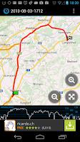 Screenshot of Ulysse Speedometer