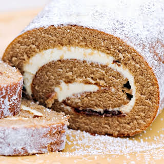 Spiced Pumpkin Roll.