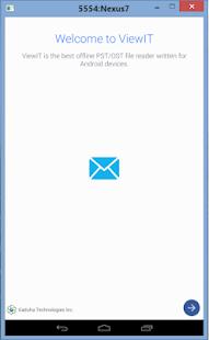 ViewIT - Outlook PST Viewer - screenshot thumbnail