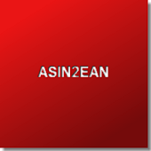 Amazon ASIN2EAN