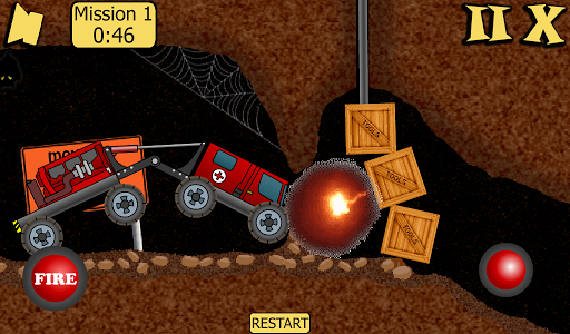 Mountain Rescue Driver 3 Free