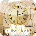Girlish ClockWidget logo