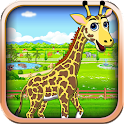 Giraffe Jump & Run icon