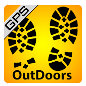 OutDoors GB - GPS with OS Maps