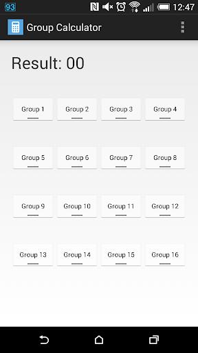 Group Calculator