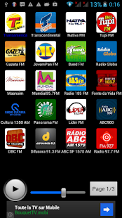 Radios Brazil - screenshot thumbnail