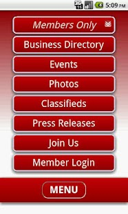 Eastland Chamber of Commerce- screenshot thumbnail