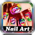 Nail Art Girl Salon icon