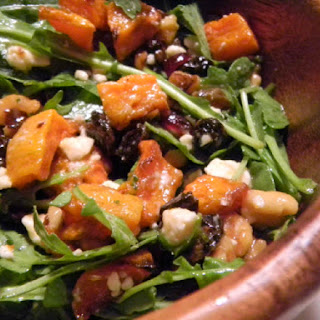 Roasted Butternut Squash Salad