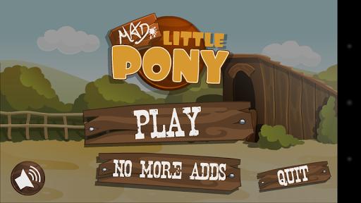 Mad Little Pony