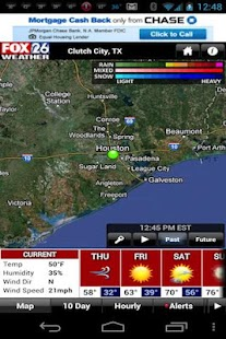 Houston Weather - FOX 26 Radar - screenshot thumbnail