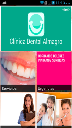 Clínica Dental Almagro