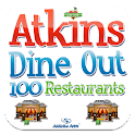 Atkins Dine Out icon