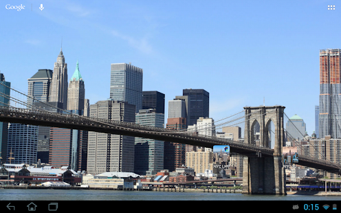 New York City Night & Day Free - screenshot thumbnail