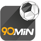 90min - Live Soccer News App icon