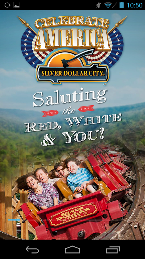 Silver Dollar City - screenshot