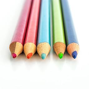 #24 by Ricardo Rocha - Artistic Objects Education Objects ( pencil, 18 55 vr, d200, color, nikon )