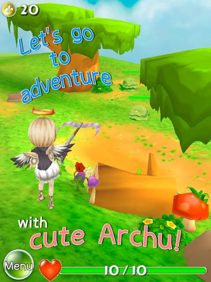 Archu's Adventure- screenshot