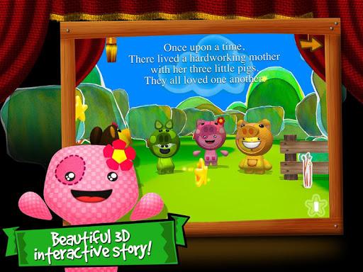 Three Little Pigs 3D by BBK®