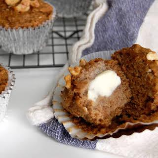 Paleo Banana Nut Muffins.