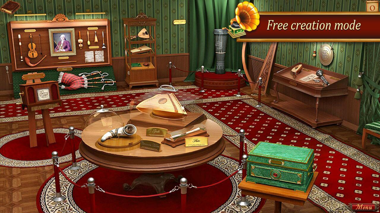 Musaic Box: Hidden Object - screenshot
