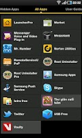 Screenshot of Hide Apps Pro - Root