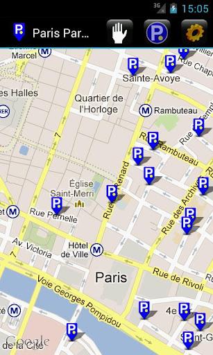 Paris Parking Gratuit