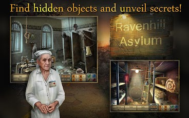 Ravenhill Asylum: HOG v1.1.4 Mod apk game download