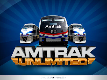 Amtrak Forum- screenshot thumbnail