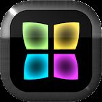 Next Launcher Theme New Neon v2.40