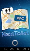Screenshot of Next Toilet
