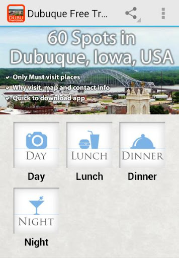 Dubuque Free Travel Guide