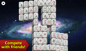 Screenshot of Mahjong Solitaire Epic