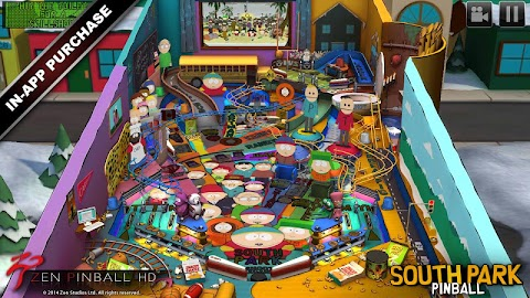 Zen Pinball HD Screenshot 6