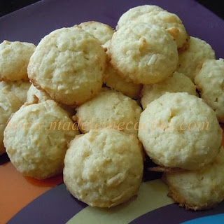 Coconut Cookies.