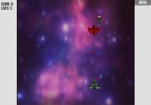 Space Wars 2d