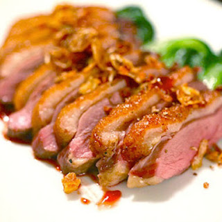 Duck Breast.