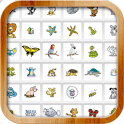 Cartoon Animal Memory Game icon