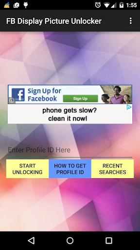 FB DP Unlocker
